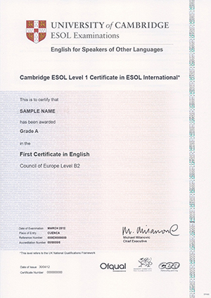 cambridge certificate in advanced english 1 pdf